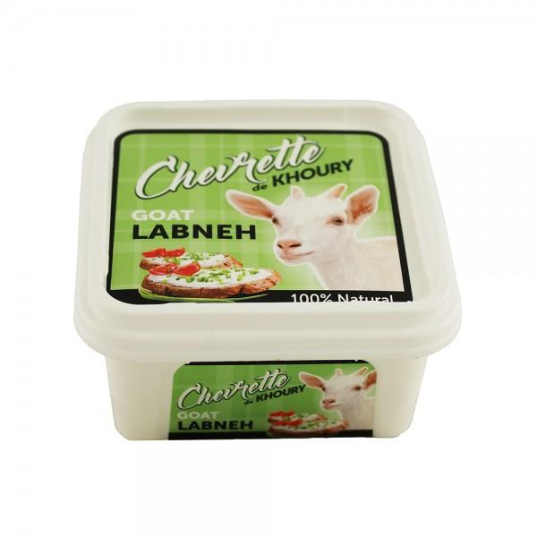 KHOURY Dairy Labneh Goat 330G 445995-V001 by Dairy Khoury