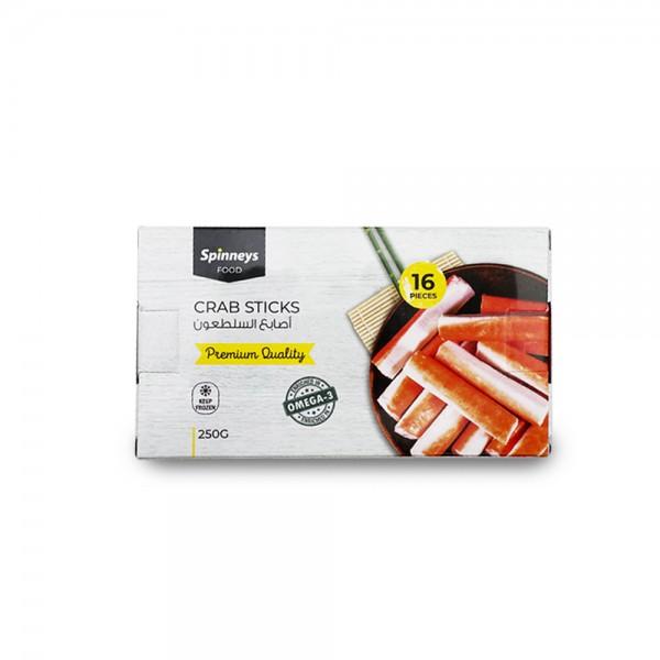 Spinneys Crab Sticks Premium Quality 250g 446622-V001 by Spinneys Supreme