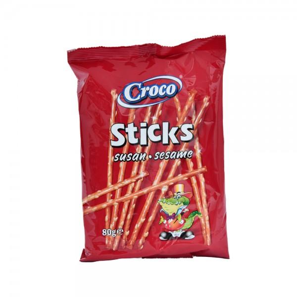 Croco Sticks Sesame - 80G 447390-V001 by Croco