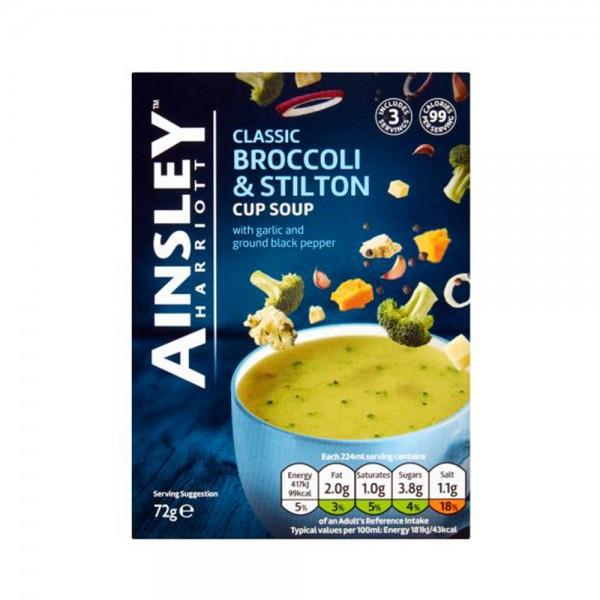 SOUP BROCOLI + STILT 448180-V001 by Ainsley Harriott Food Company