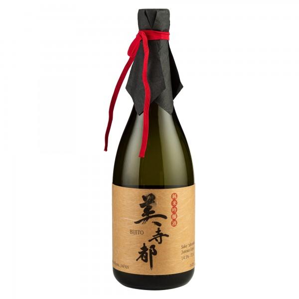 Bjito Sake Junmai Ginjo Rice Grain Alcohol 72cl 448656-V001