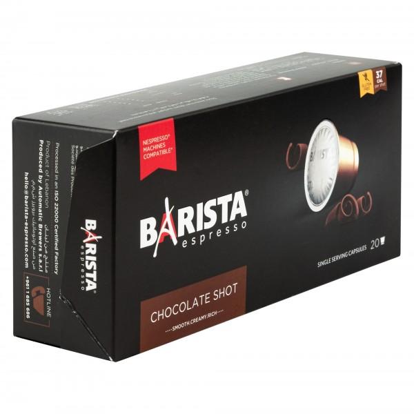 Barista Chocolate Shots 20 Capsules 448983-V001 by Barista