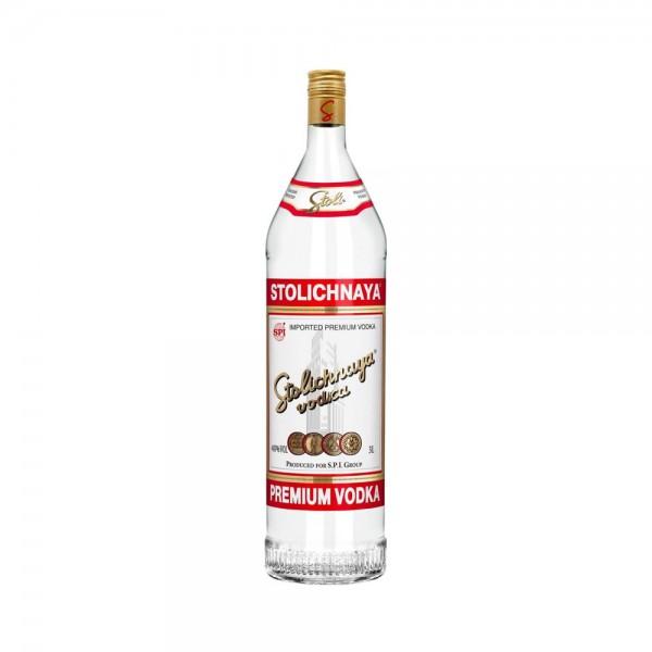 Stolichnaya Russian Vodka 3L 450040-V001 by Stolichnaya