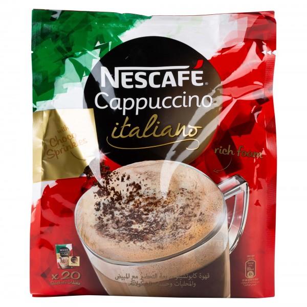 Nescafe Gold Cappucino New Recipe 19.3G 450233-V001 by Nestle