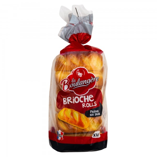 Boulangere Milk Bread 10 Pieces 350G 450463-V001
