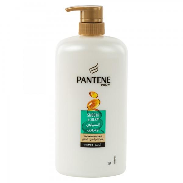 Pantene Pro-V Smooth & Silky Shampoo 1L 450674-V001 by Pantene