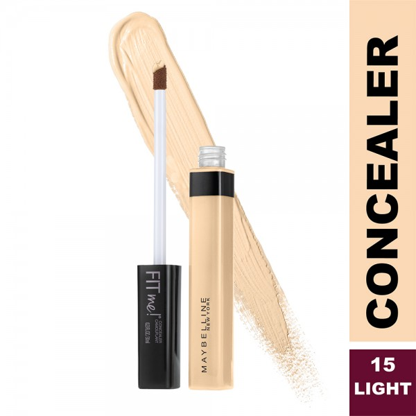 Maybelline My Fit Me Concealer 15 - 1Pc 450698-V001 by Maybelline