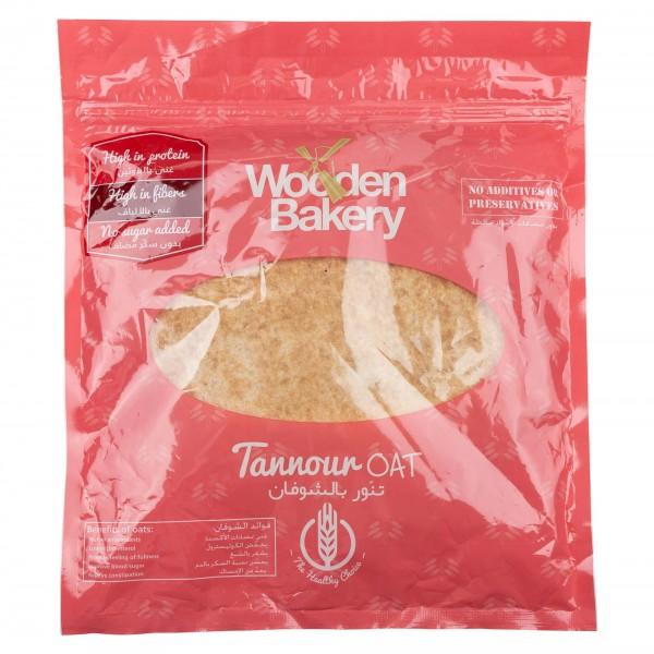 Wooden Bakery Oat 8 Loaves Per Pack 220G 450857-V001
