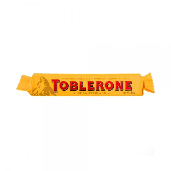 Toblerone Chunky Milk 451018-V001 by Toblerone