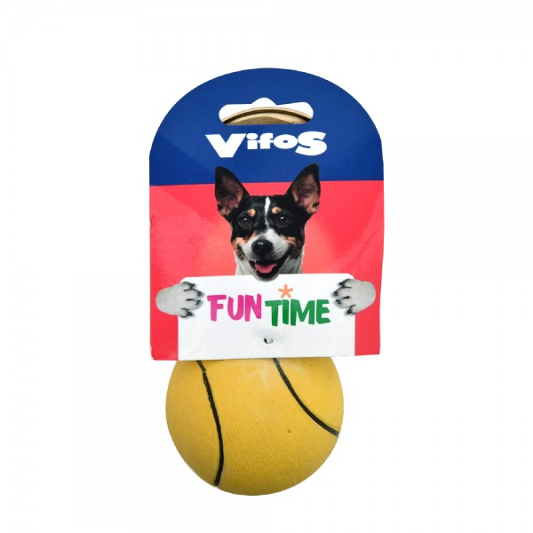 Vifos Rubber Ball - 63Mm 451165-V001 by Vifos