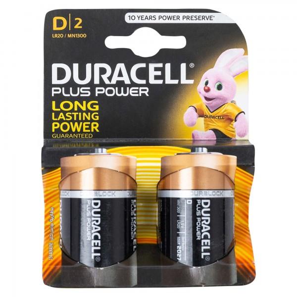 BATTERY PLUSPOWER D 451283-V001 by Duracell