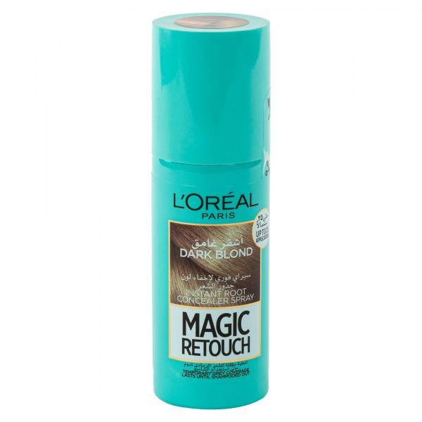 L'Oreal Paris Magic Retouch 4 Dark Brown 1 Pc 451773-V001 by L'oreal