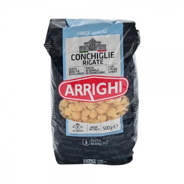 ARRIGHI Conchiglie Rigate N42 500g 451951-V001 by Arrighi