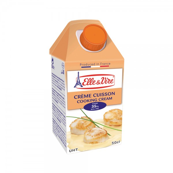 Elle & Vire Cooking Cream Special 500ml 452298-V001 by Elle & Vire
