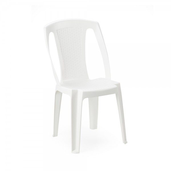 PROCIDA CHAIR WHITE 452315-V001 by Pro Garden Collection