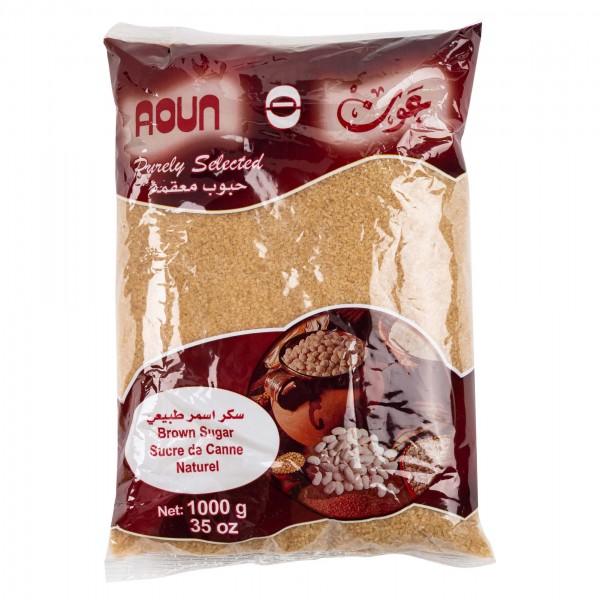 Aoun Brown Sugar 1Kg 452412-V001 by Aoun