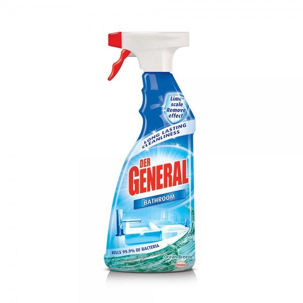 Der General Bathroom Spray cleaner Ocean Breeze 500ml 452939-V001 by Der General