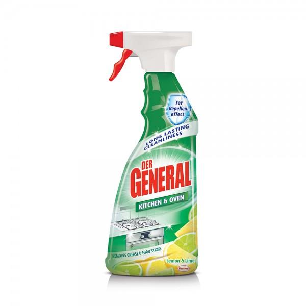 DER GENERAL Kitchen Cleaner Spray 500ml 452941-V001 by Der General