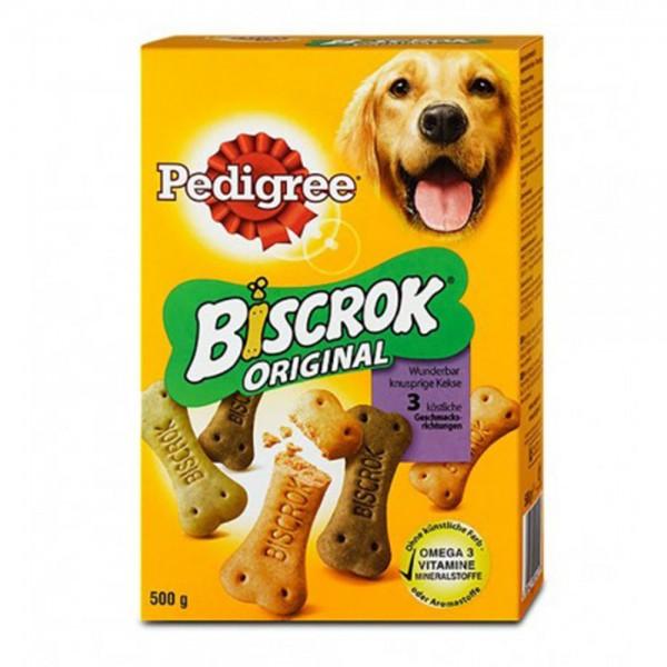 Pedigree Biscrok Original 500G 452965-V001 by Pedigree