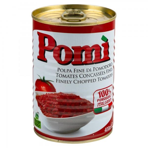 Pomi Finely Chopped Tomatoes 400G 453112-V001 by Pomi