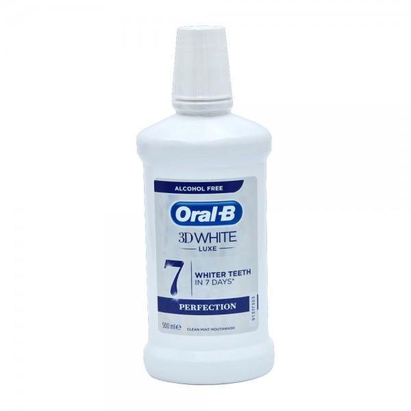 Oral-B Mw 3Dw Glamorous White 454697-V001 by Oral-B
