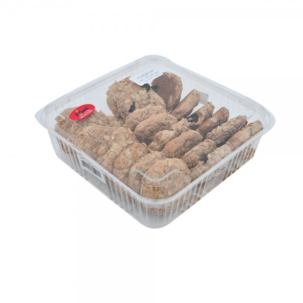 Al Shami Cranberry Oat Cookies 500g 456822-V001 by Al Shami