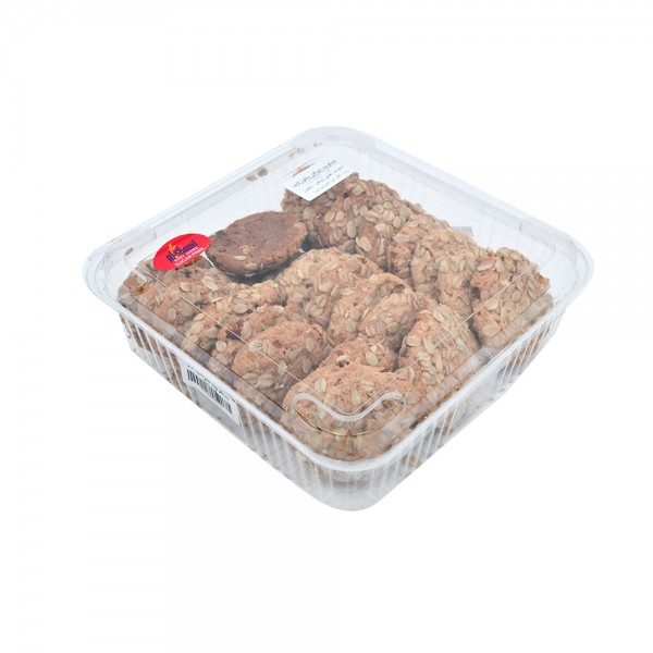 Al Shami Almond Oat Cookies 500g 456986-V001 by Al Shami