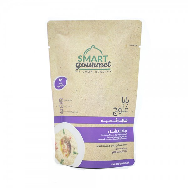 S.Gourmet Baba Ghanouj 457149-V001 by Smart Gourmet