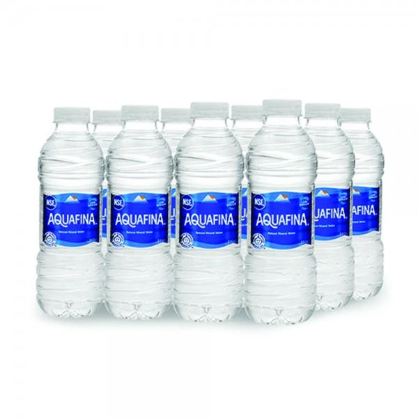 Aquafina Mineral Water Bottle 10x330ml + 2 FREE 457951-V002 by Aquafina