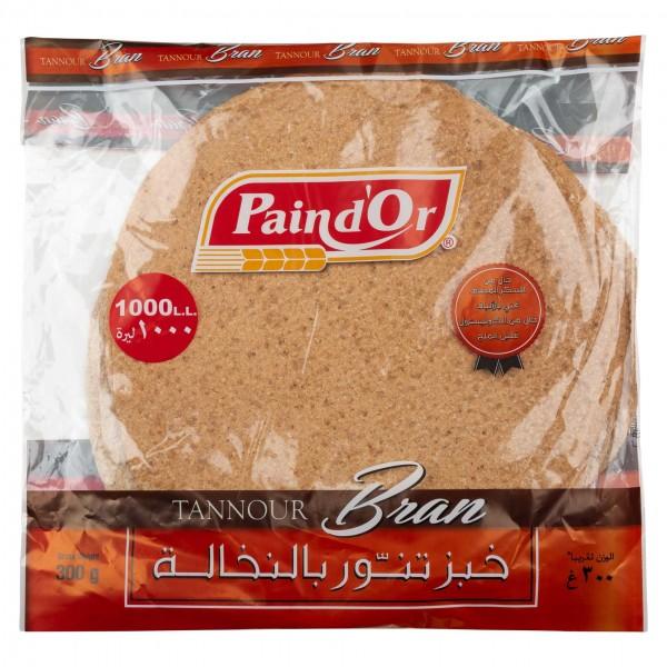 Pain D'Or Tannour Bran 300G 458679-V001