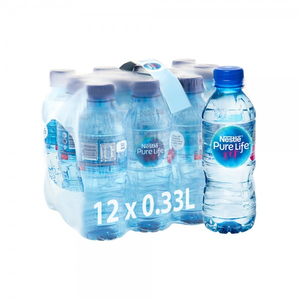 Nestle Pure Life Water 12x300ml 460090-V001 by Nestle