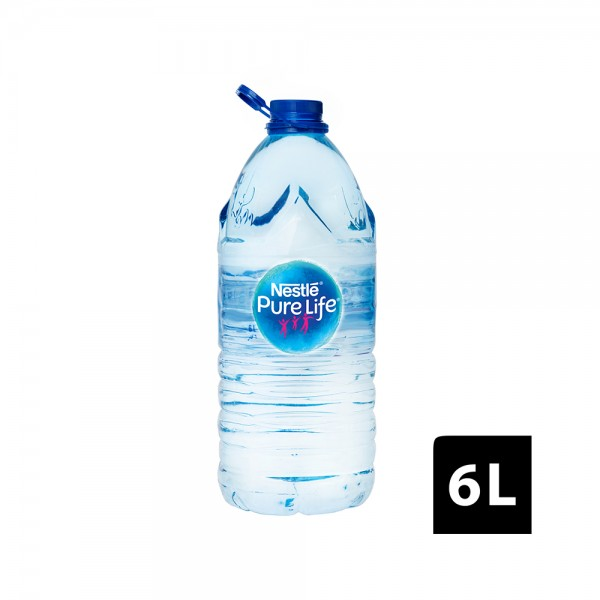 Pure Life Pure Life Water - 6L 460093-V001 by Nestle