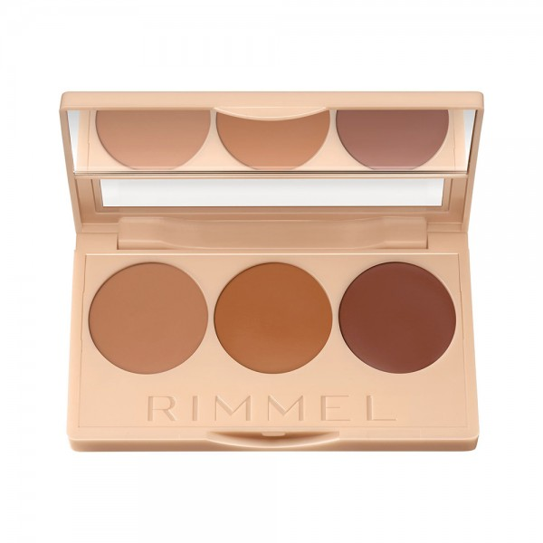 Rimmel Insta Conc+Cont Palette 030 - 1Pc 460255-V001 by Rimmel