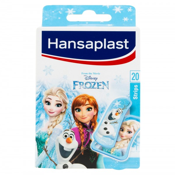 Hansaplast Disney Frozen 20 Plasters 460512-V001 by Hansaplast