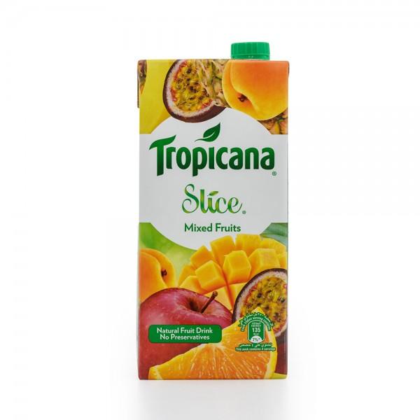 Tropicana Slice Mixed Fruits Tetra 1L 461428-V001 by Tropicana