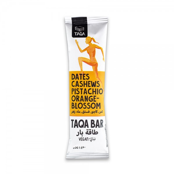 Taqabar Pist Orange 50g 461706-V001 by TAQA Bakery
