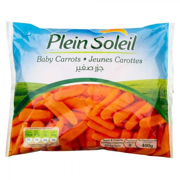 Plein Soleil Baby Carrots Frozen 400G 462464-V001