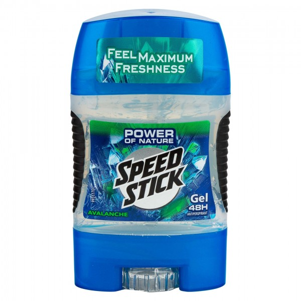 Speed Stick Antiperspirant Deodorant, Avalanche, Gel 85G 462502-V001 by Mennen