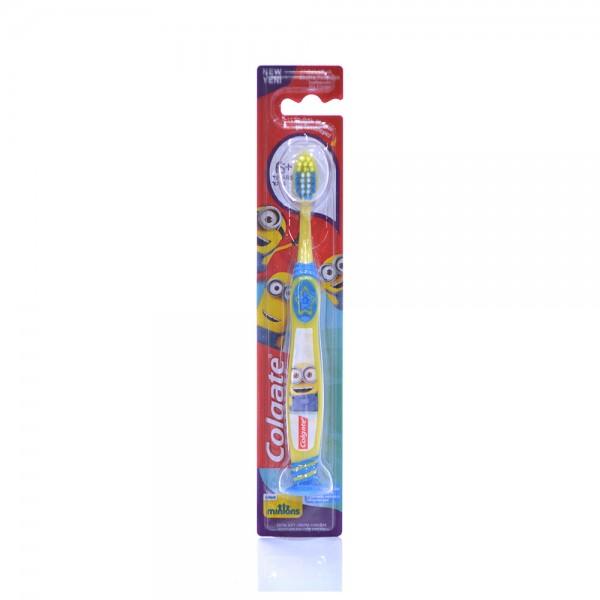 Colgate Kids Minions Soft Toothbrush 1pk 464825-V001 by Colgate
