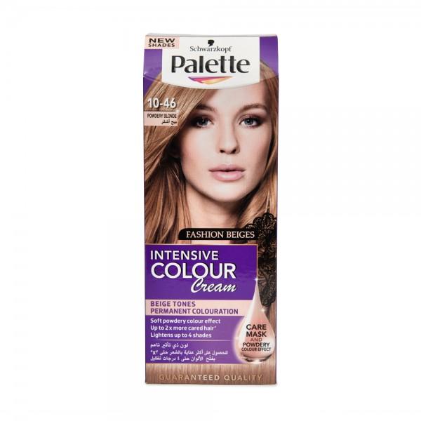 Schwarzkopf Palette Intensive Color Crème 10-46 Powdery Blonde 50ml 464867-V001 by Schwarzkopf