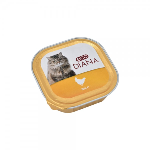 Eco Diana Chat Pate Chicken 465484-V001 by Eco Diana