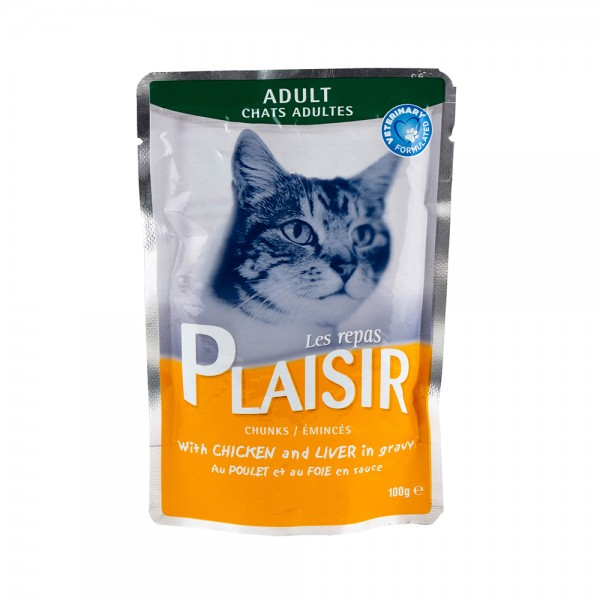 CHAT CHICKEN LIVER 465490-V001 by Les Repas Plaisir