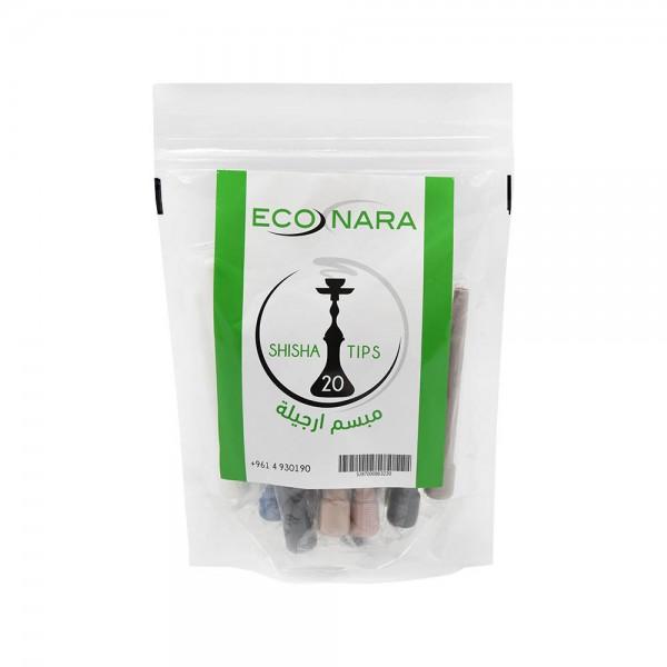 Econara Tips Bag For Arguile - 20Pc 465980-V001 by Econara