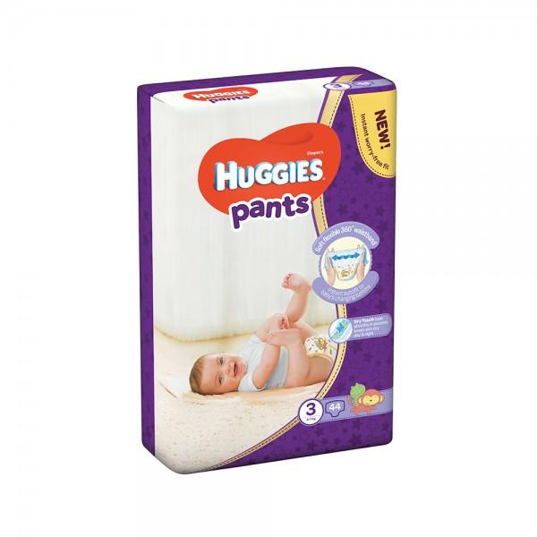 Huggies Pants Jumbo S3 6-11Kg -25Pcut 466045-V004 by Huggies