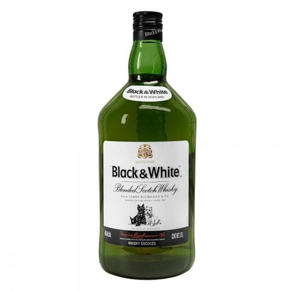 Black & White Scotch Whisky 1.75L 466231-V001 by Black & White