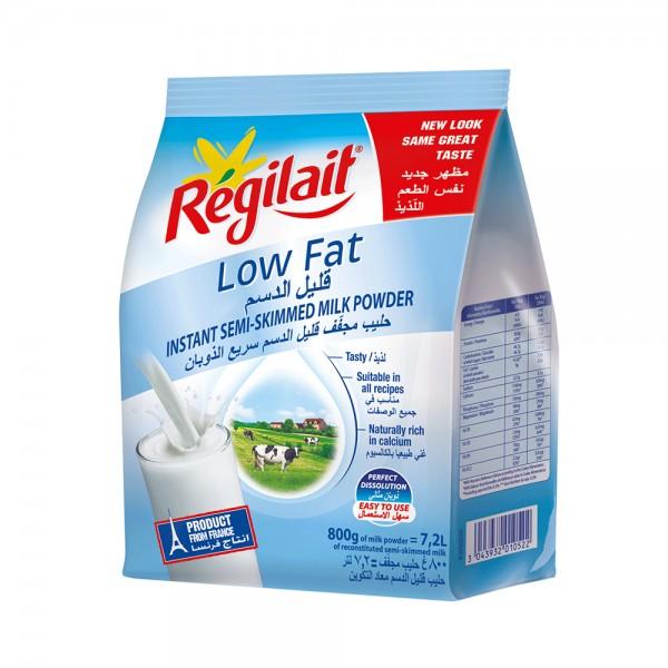 Regilait Instant Low Fat Milk Powder 14% Fat 800G 466722-V001 by Regilait