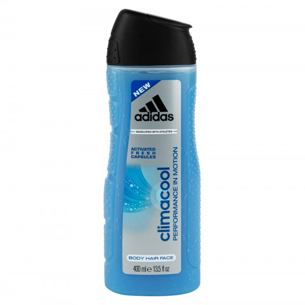 Adidas Shower Gel clima Cool Performance In Motion 3 In 1 400ml 466951-V001 by Adidas