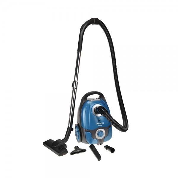 Hyundai Vacuum Cleaner Bagged, 2000W 467214-V001 by Hyundai