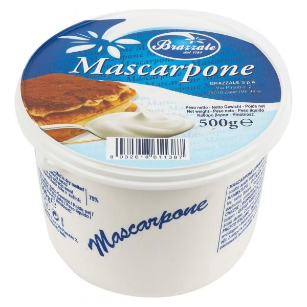Brazzale Mascarpone 500g 467444-V001 by Brazzale