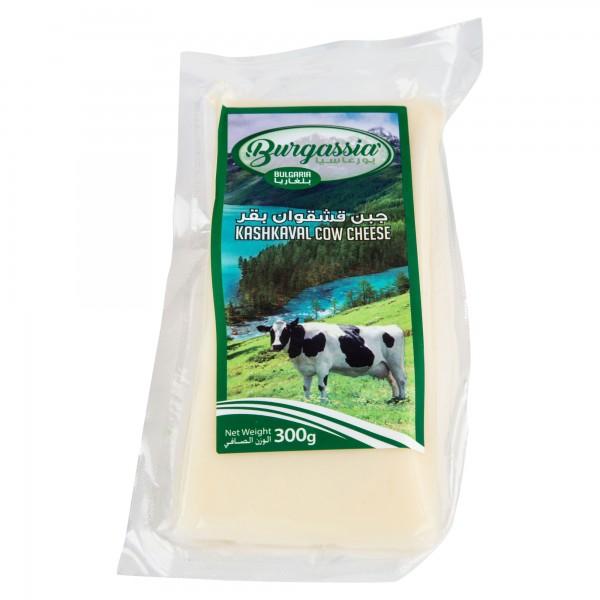 Burgassia Kashkaval Cow 300g 468821-V001 by Burgassia